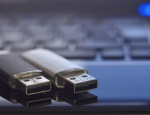 How Safe is Your USB Flash Drive?