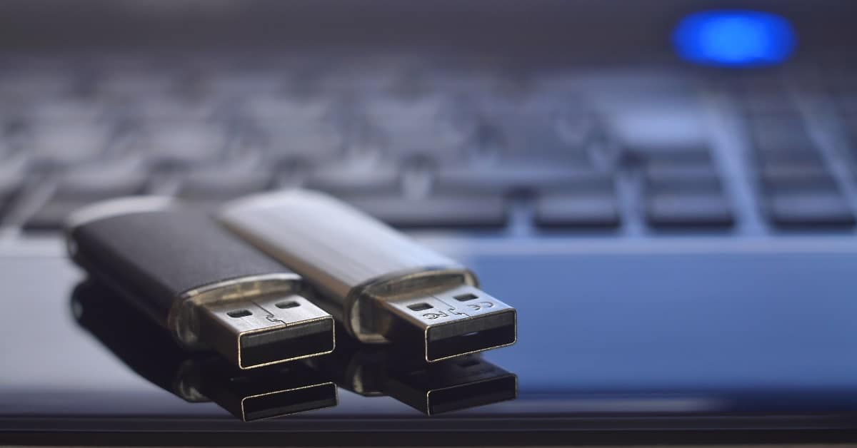 How Safe is Your USB Drive?
