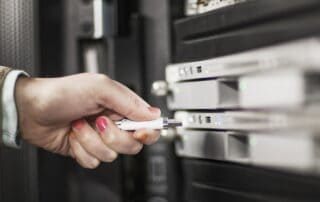 The Cybersecurity Dangers of USB Flash Drives