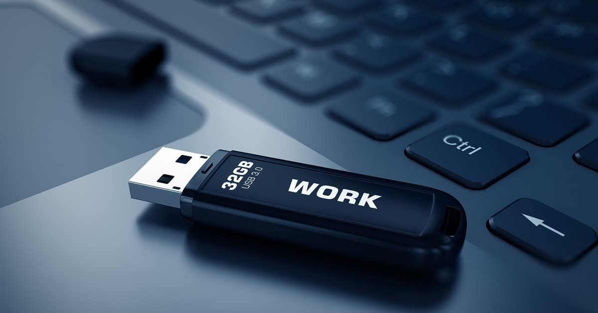 USB Flash Drives are a Data Breach Waiting to Happen